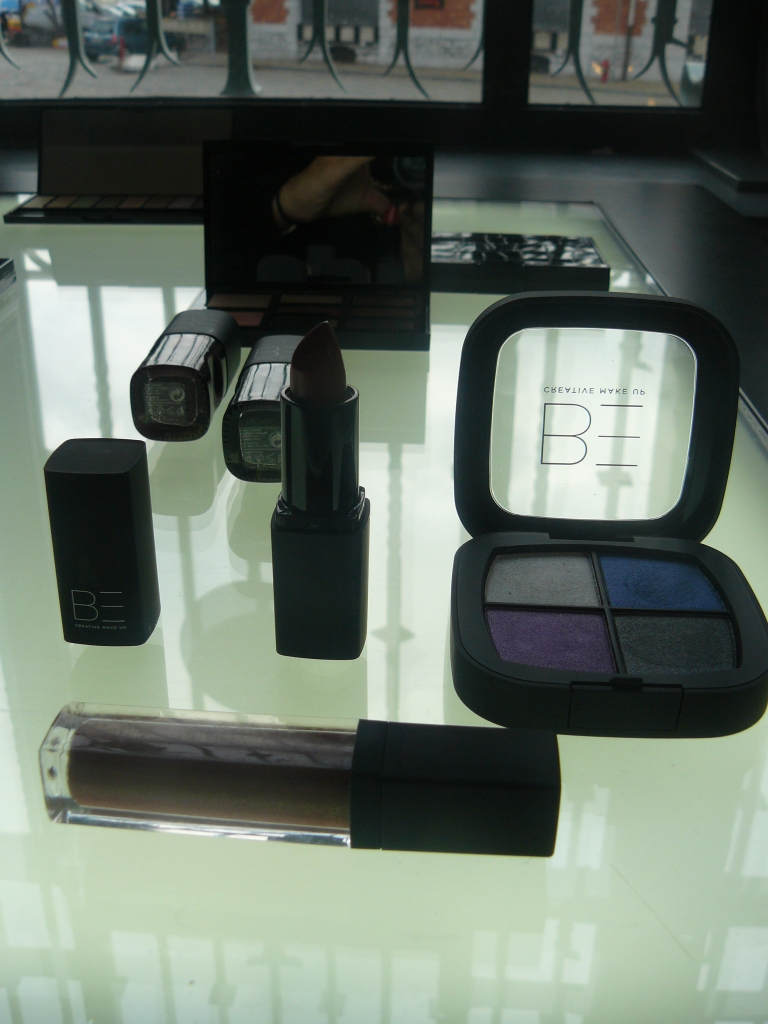 Gorgeous Fall/Winter collection by BE Creative Make Up