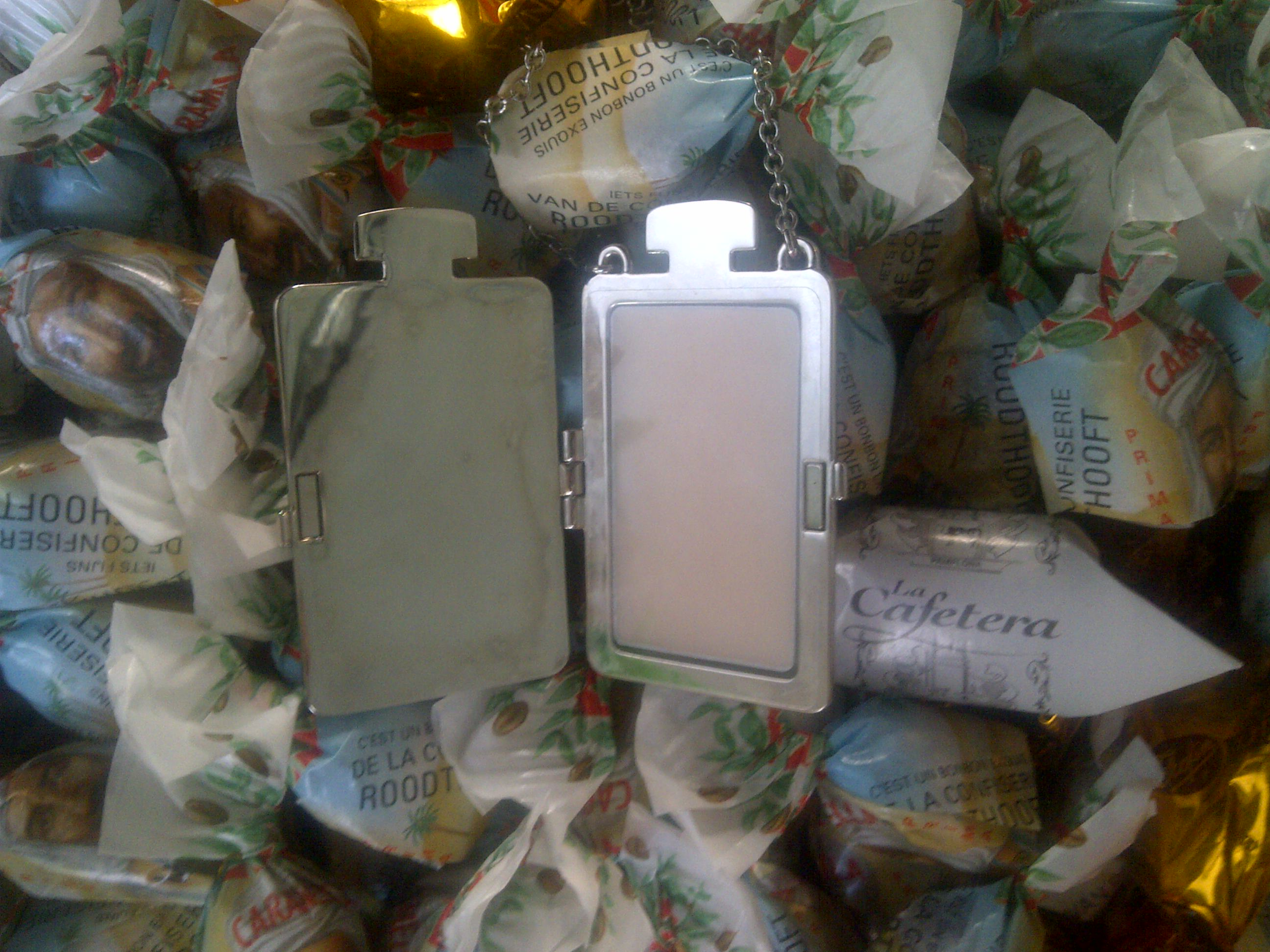 Ally Solid Style Loves Perfume NecklaceLeen Chloé dWrCxQoeB