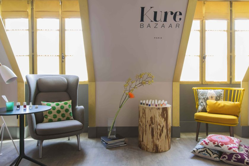 1 - Suite 601 - Nail Suite by Kure Bazaar - Park Hyatt Paris Vendome