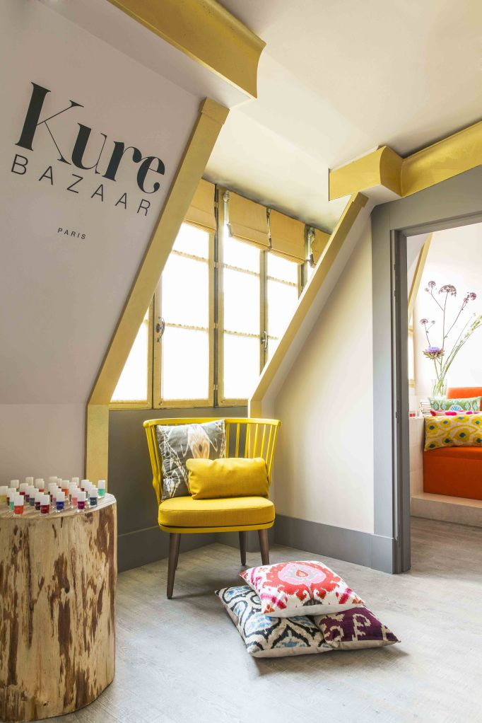 14 - Suite 601 - Nail Suite by Kure Bazaar - Park Hyatt Paris Vendome