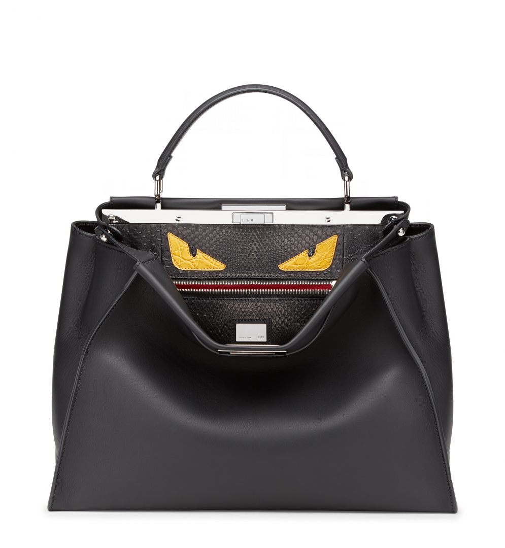 A little tongue-in-cheek never hurt anyone: The Fendi ...
