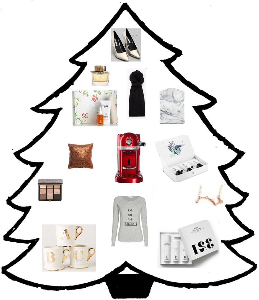 Gifts - Christmas Tree LeenLovesStyle2