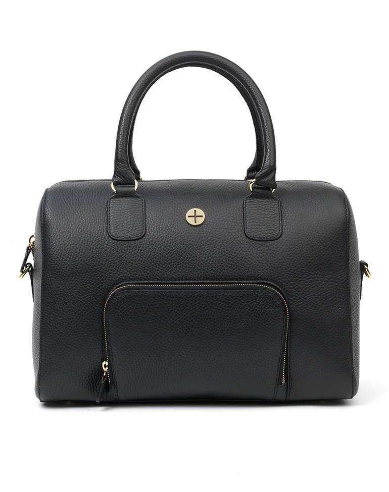 leather-tote-black-front