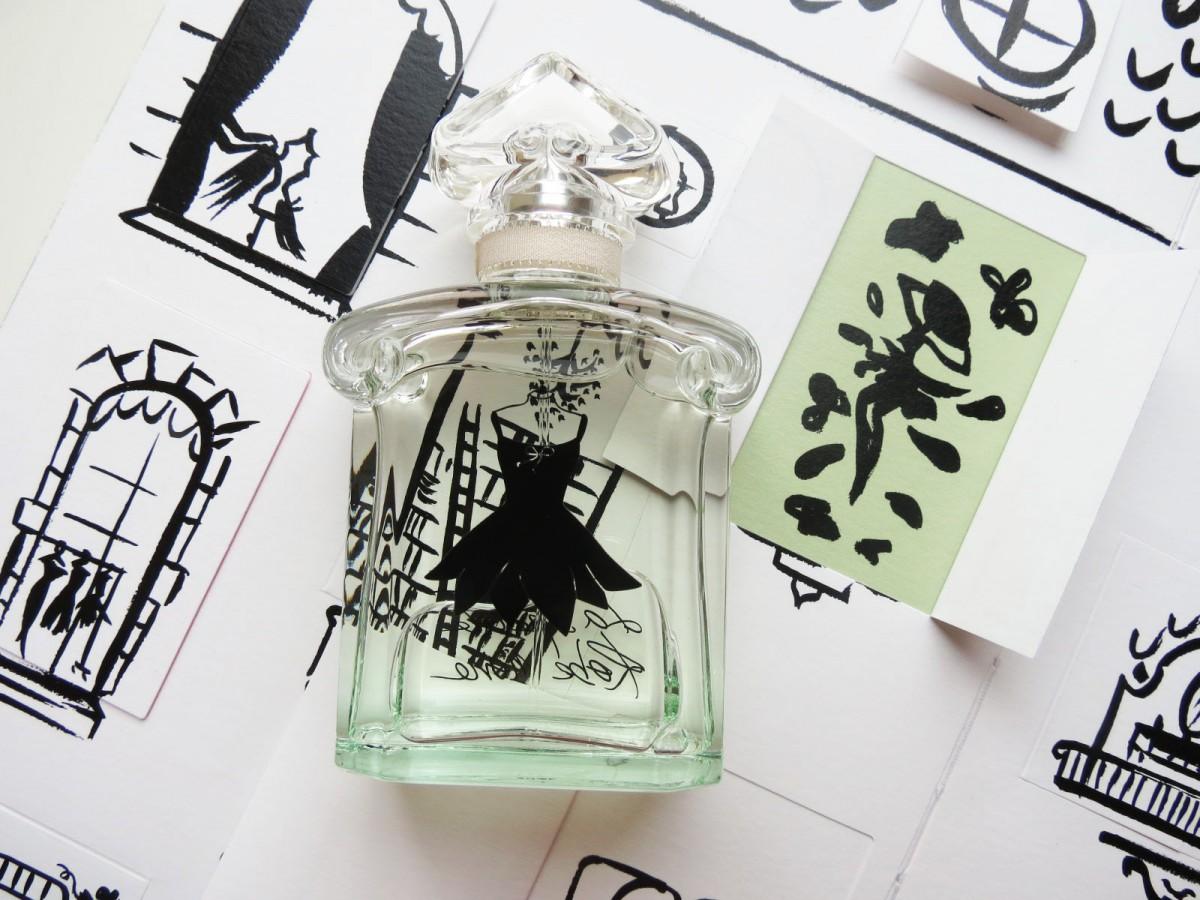 Guerlain la petite robe noire eau fraiche notes