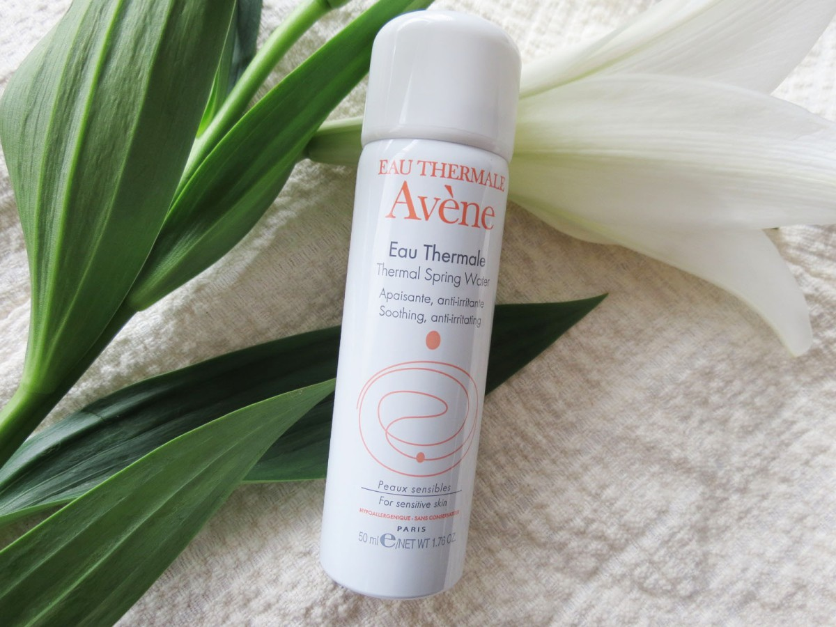 Avène spray 3