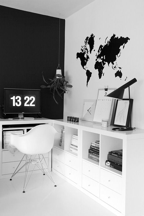 black and white office. Captivating Black And White Office Images - Best Ideas Interior . E