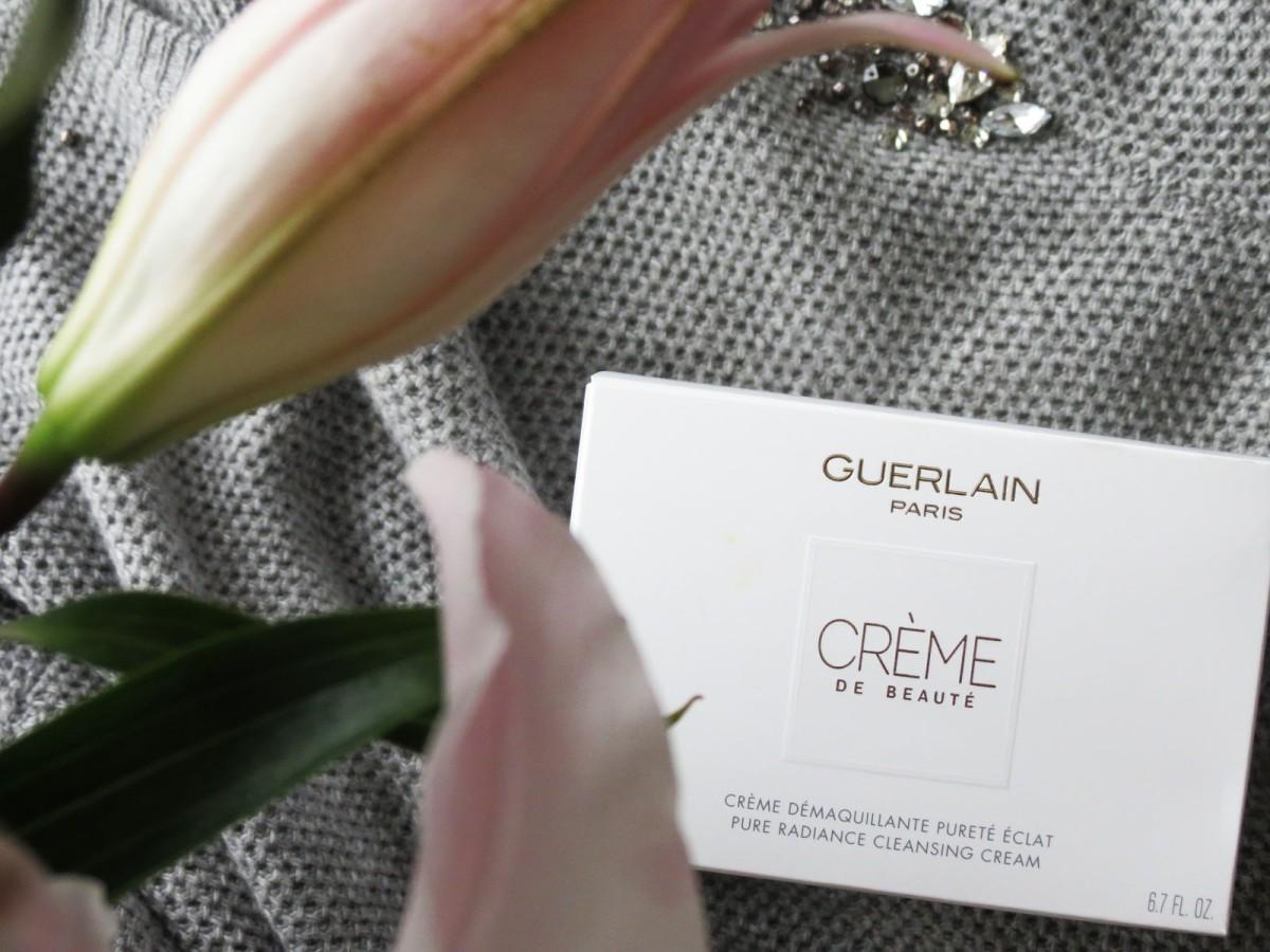 LLS Guerlain Crème de Beauté Cleanser