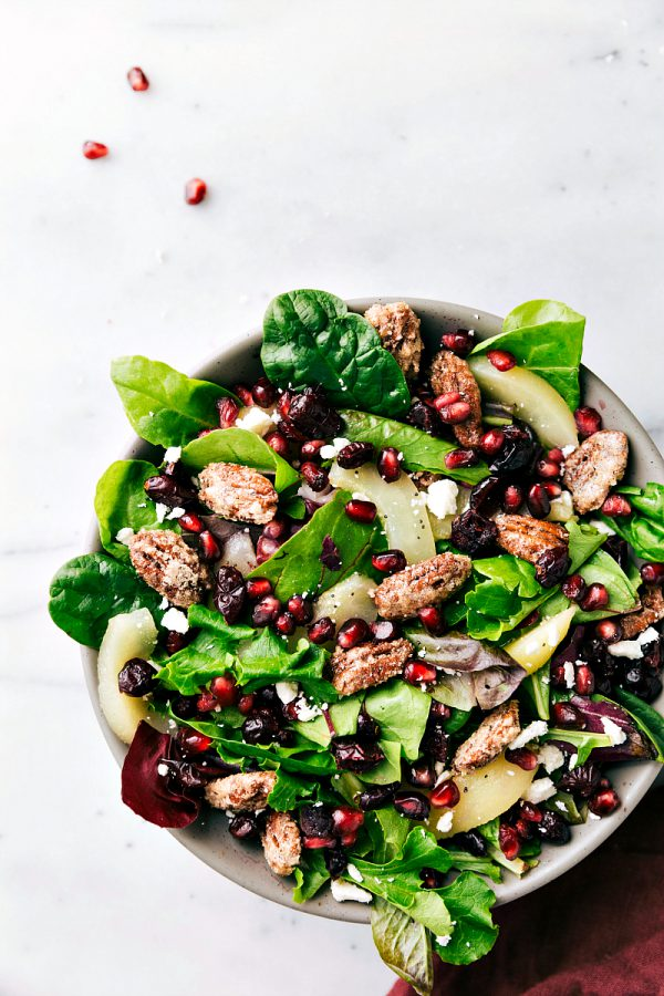 pear-pomegranate-salad